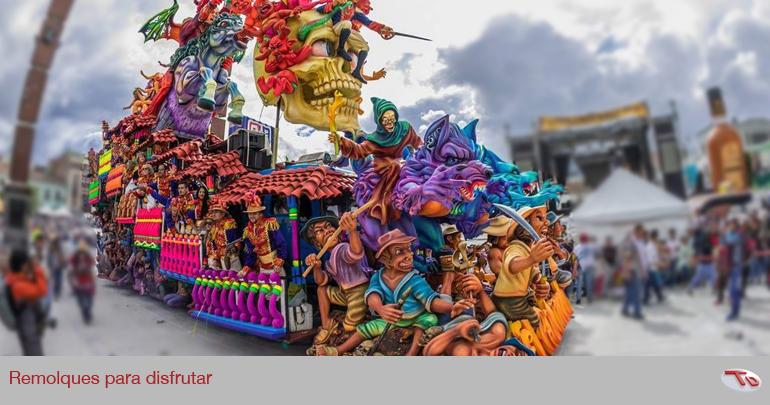 Cómo hacer una carroza de Carnaval