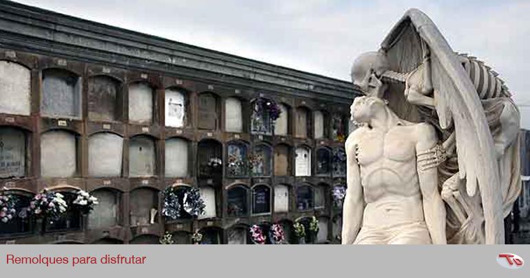Necroturismo por España