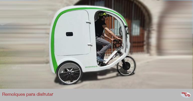 Triciclo de carga ecológico