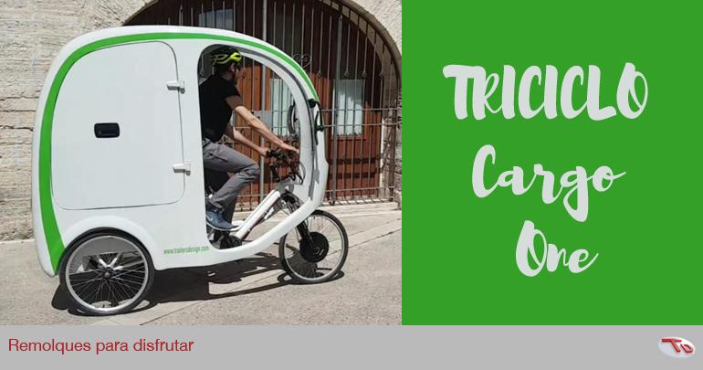 TRICICLO Cargo One